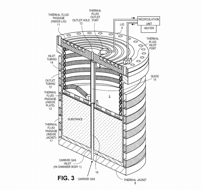 apple patent vaporizer