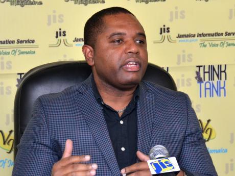 Don Gittens Jamaica