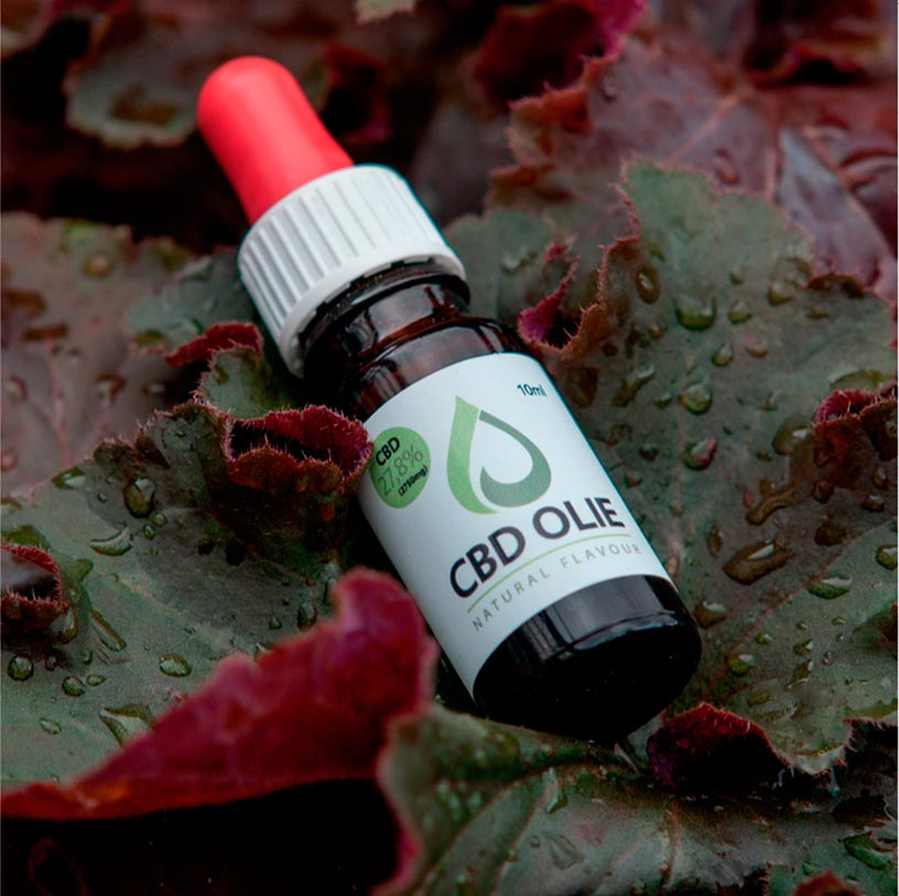Cannabis nordjylland CBD olie 27,8 %