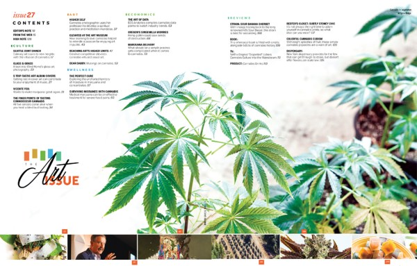 Purchase Cannabis Now Magazine Issue 27