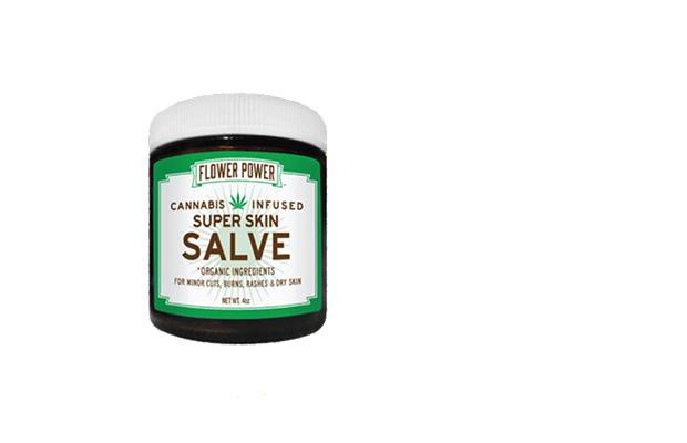 Skin Salve Cannabis Now