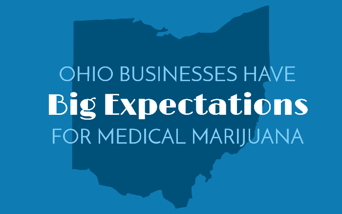 Ohio Businesses Have Big Expectations for Medical Marijuana