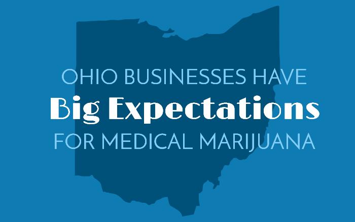 Ohio Businesses Have Big Expectations for Medical Marijuana