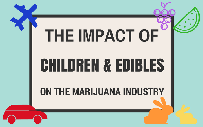The Impact of Children and Marijuana Edibles on the Cannabis Industry