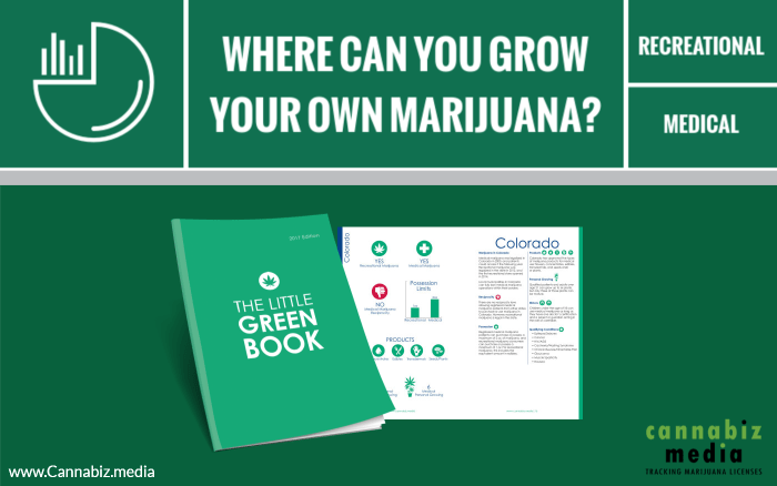 Where Can You Grow Your Own Marijuana?