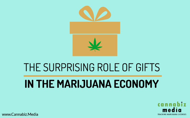 The Surprising Role of Gifts in the Marijuana Economy