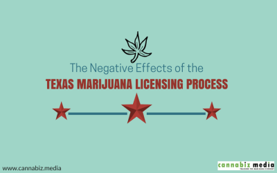 The Negative Effects of the Texas Marijuana Licensing Process