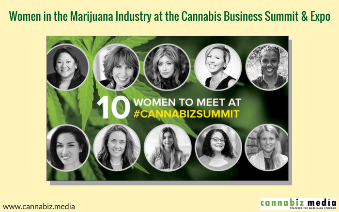 Women in the Marijuana Industry at the Cannabis Business Summit & Expo