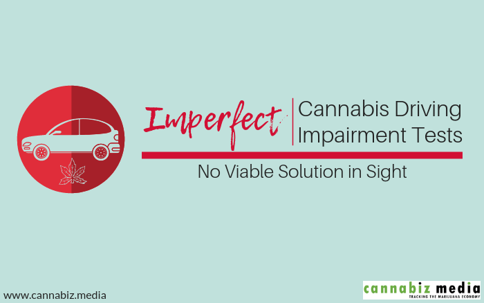Imperfect Cannabis Driving Impairment Tests: No Viable Solution in Sight