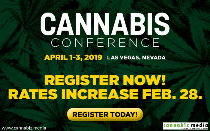 Deadline Approaching for Cannabis Conference 2019