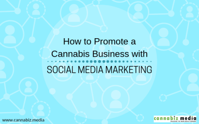 How to Promote a Cannabis Business with Social Media Marketing