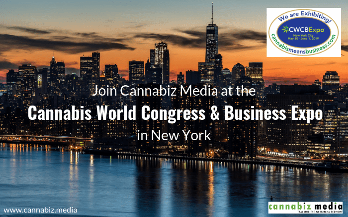Join Cannabiz Media at the Cannabis World Congress & Business Expo in New York