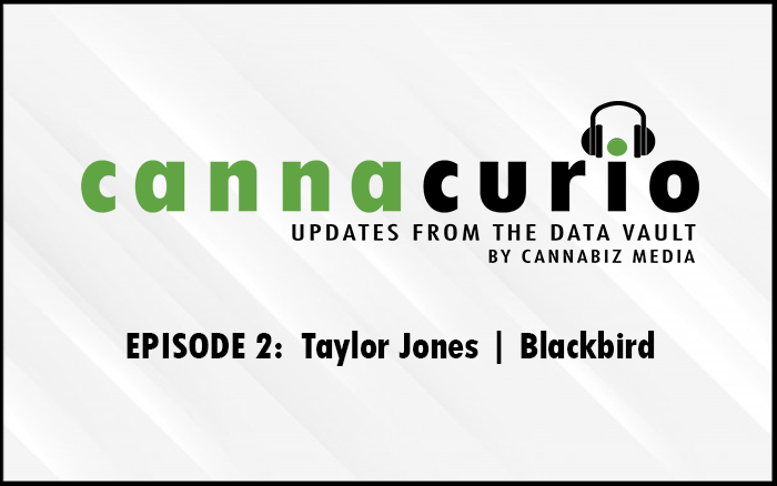 Cannacurio Podcast Episode 2 with Taylor Jones of Blackbird