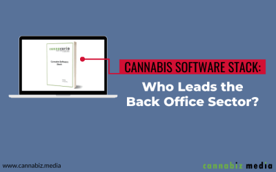 Cannabis Software Stack:  Who Leads the Back Office Sector?