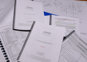 canna consultants application materials
