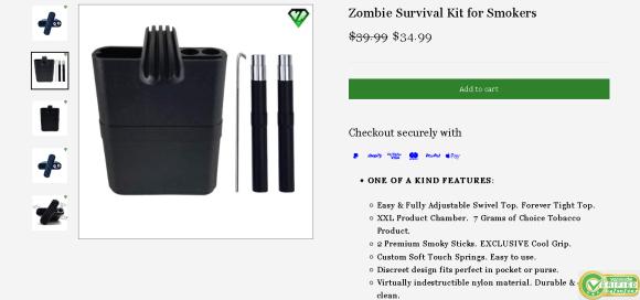 item93 - Zombie Survival Kit FS