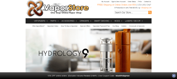 Screenshot 2019 05 27 VaporStore The Original Online Vaporizer Vapor Store 700x313 - Vapor Store