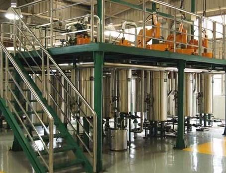 CannaGlobe Extraction Facility CO2