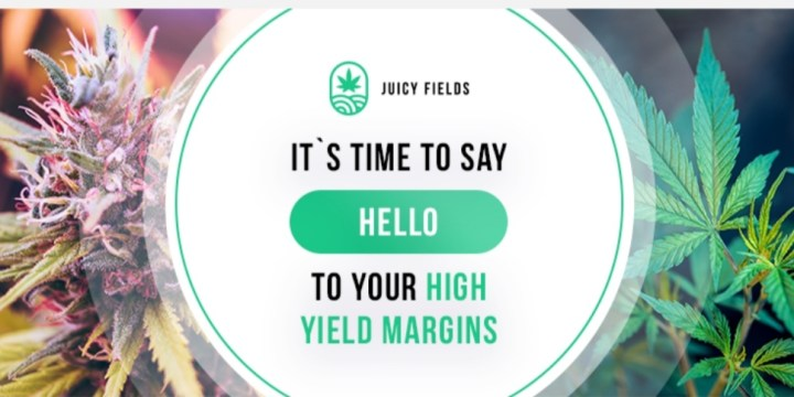 Crowdgrowing with Juicy Fields
