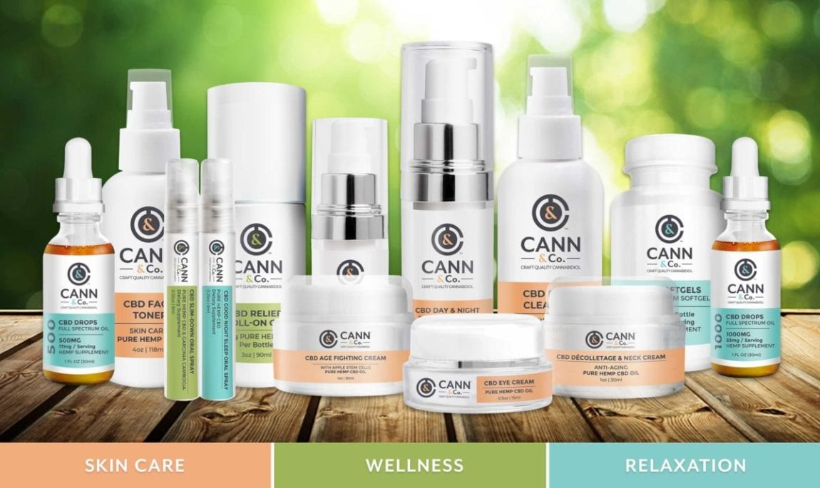 CANN & Co CBD Products