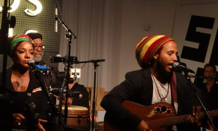 Ziggy Marley Wild and Free