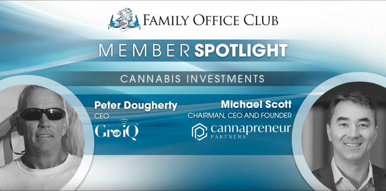 Cannabis Investments Interview with Family Office Club