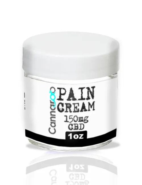 CBD Pain Relief Cream 150