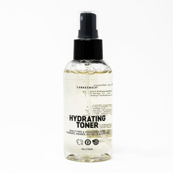 cannasmack hydrating toner