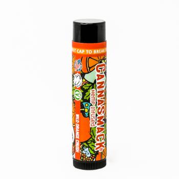 vegan hemp lip balm wild orange crush