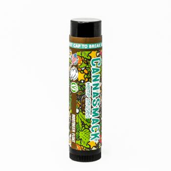 vegan hemp lip balm root beer float