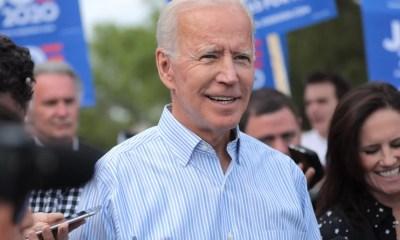 US Presidential candidate Joe Biden