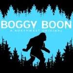 boggy boon logo pumpkin mousse
