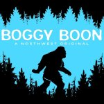boggy boon logo pumpkin mousse
