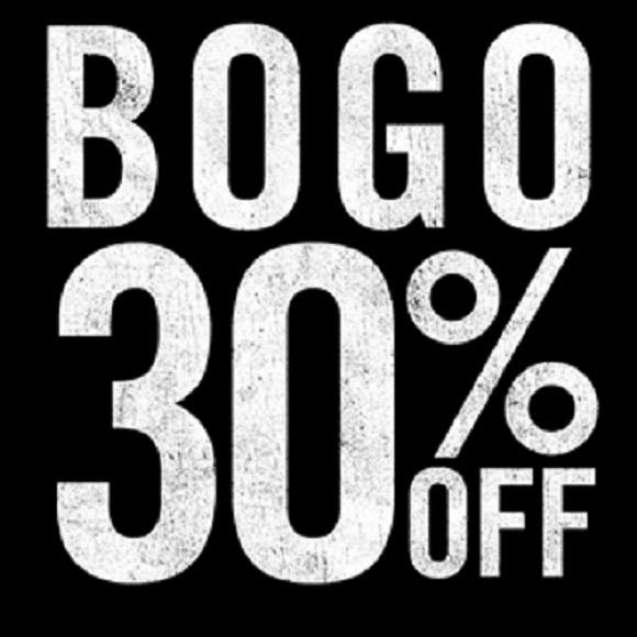 BOGO30