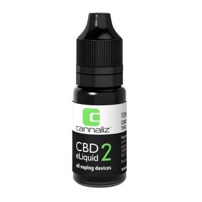 Cannaliz CBD eLiquid DIY 2% CBD