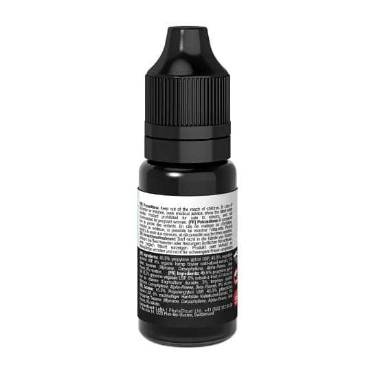 Cannaliz Dreams E-liquide 3% CBD <0.2% THC Terpènes+ (recharge 10[ml])