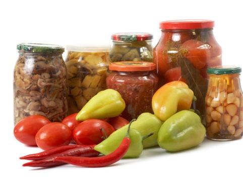 Сохранность витаминов в консервах