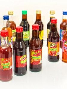 плодово-ягодные экстракты и сиропы