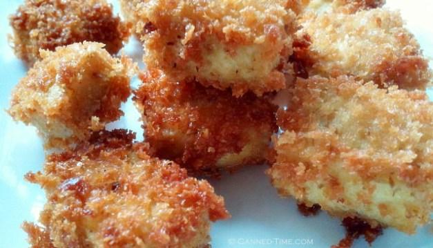 Easy Homemade Fried Tofu - Canned-Time.com