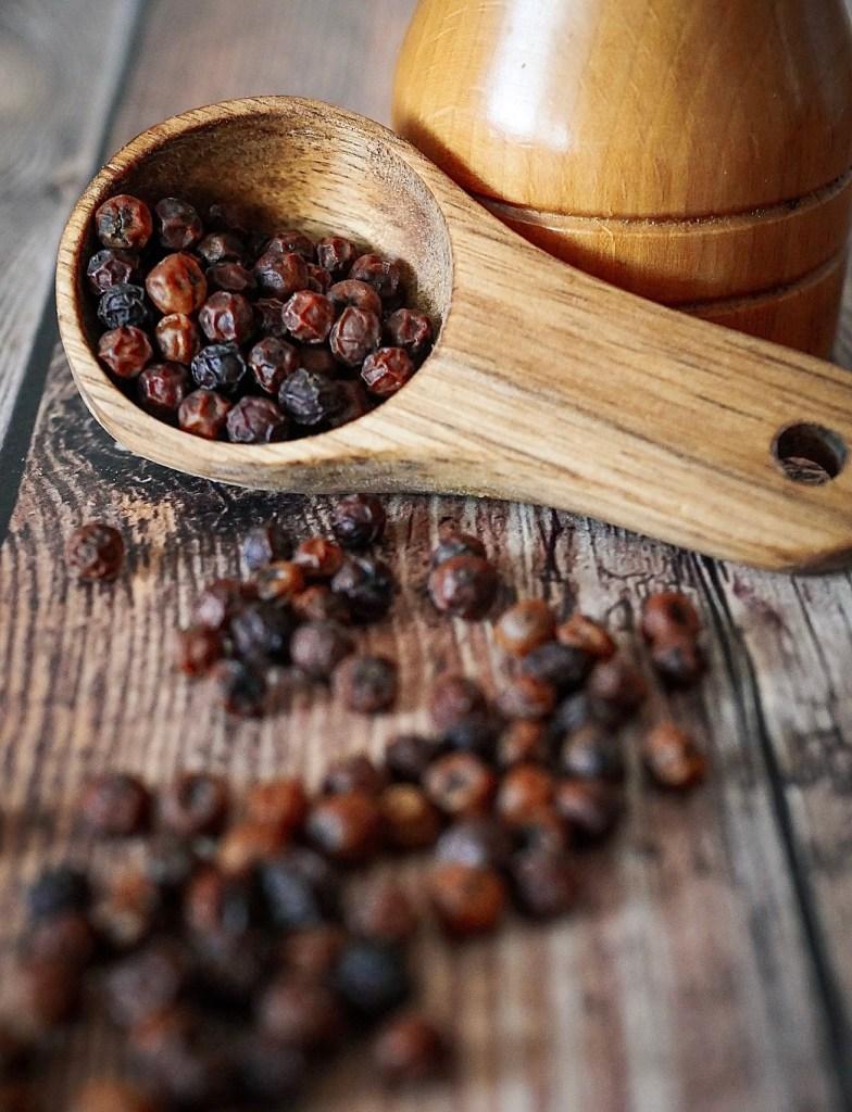 Grains de poivre de Kampot
