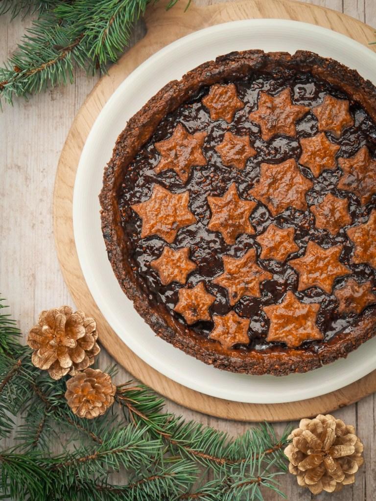 Zoom tarte Linzer torte