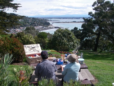 Christchurch Hiking Tour Lunch