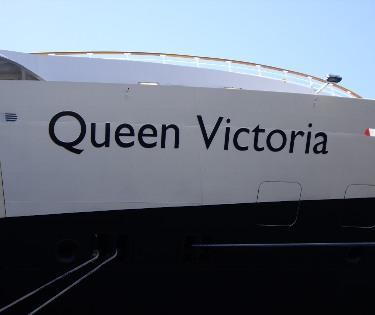 Queen Victoria - Bow Name