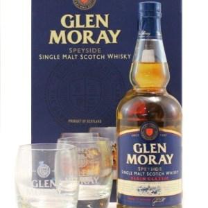 Glen Moray gift set