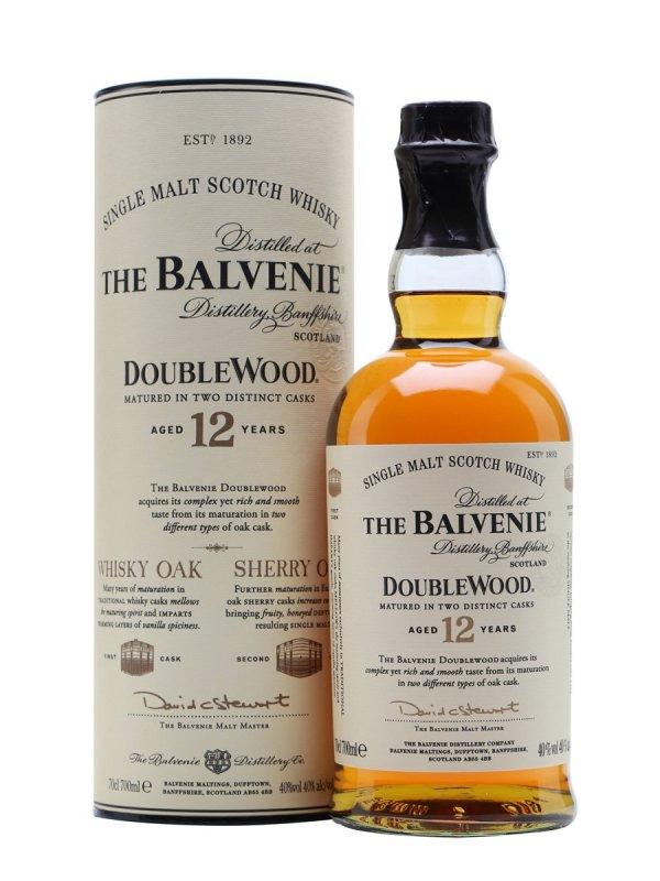 The Balvenie Doublewood 12yo