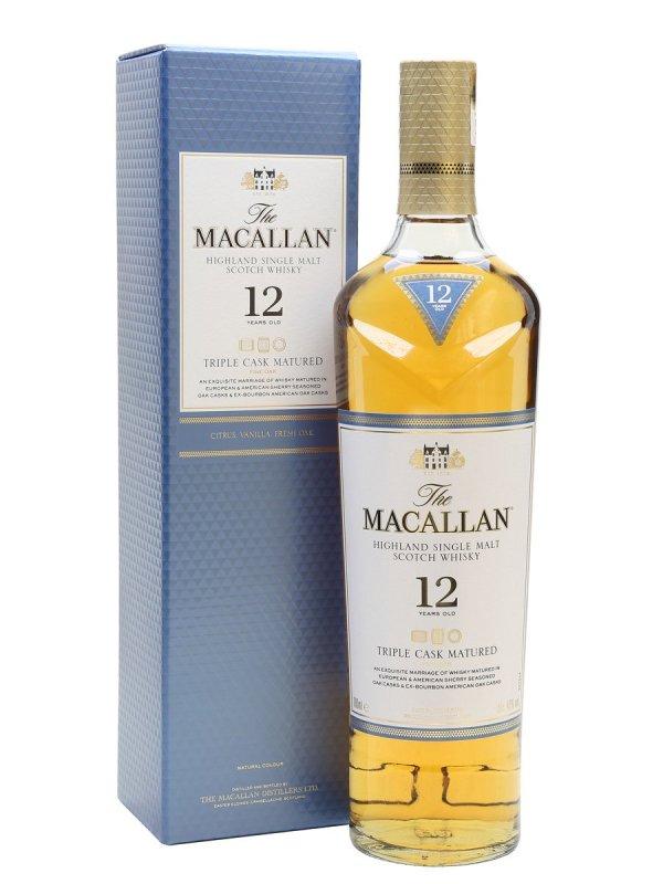 Macallan 12