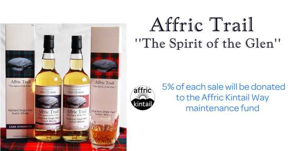 Affric Trail Whisky