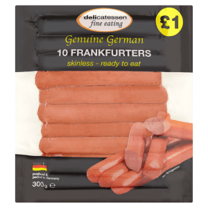Cannich Stores : Delicatessen Fine Eating Frankfurters