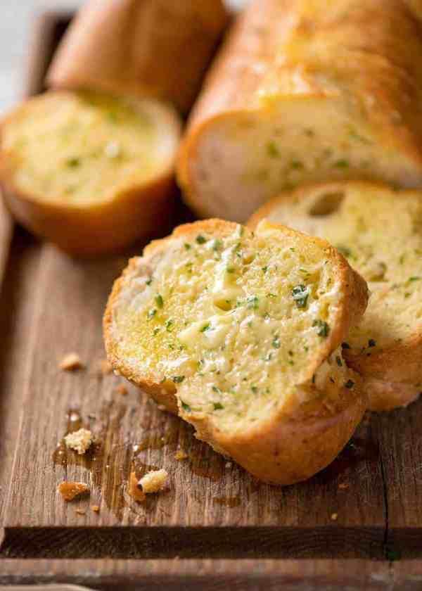 Cannich Stores : Garlic Bread