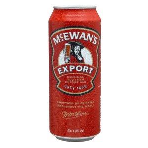 Cannich Stores : McEwans Export